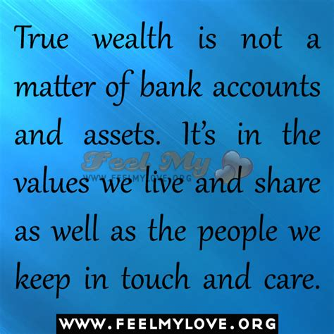 true wealth quotes like success