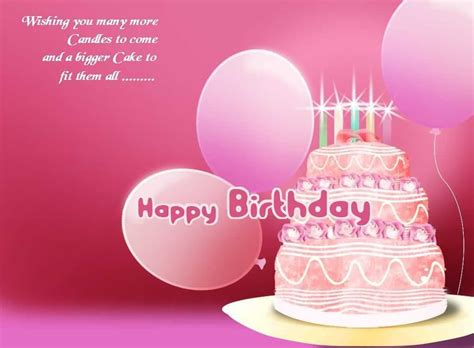 Happy Birthday Wishes To From Birthday Wishes For Girls Images Pictures Page 6
