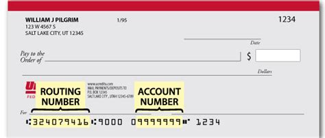 Routing Number Lookup Routing Number Federal Credit Union