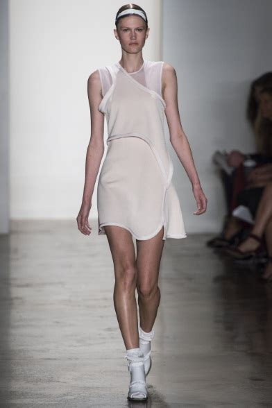 How To Wear Your New Louise Goldin For Topshop Dress by Louise Goldin New York Summer 2014 Ready To Wear