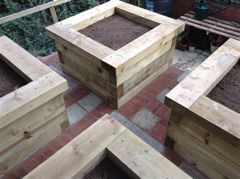 Building With Railway Sleepers by Railway Sleepers Sale Of New Used Railway Sleepers