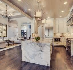 Marble Floors Kitchen Design Ideas 50 Exles Of Marble Kitchen Speak About High End Tastes