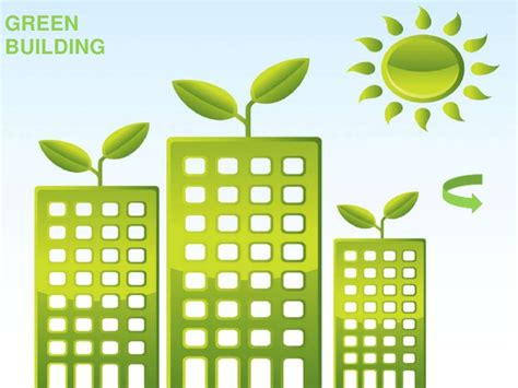 Green Building Green Building Ppt Templates Free