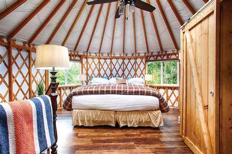 ohio yurt cing