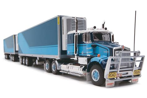 model trucks australia 1 64 australian kenworth truck freight road train with