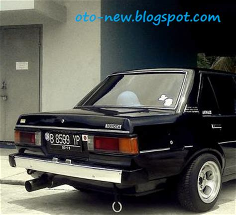 Kas Rem Mobil All New Corolla modifikasi mobil toyota corolla dx 1983 otomotif news