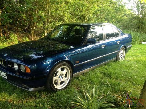 bmw e34 m5 blue bmw m5 e34 lhd classic blue