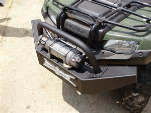 Honda Rancher 420 Accessories 2014 Honda Foreman Winch Mounts Honda Foreman 2014 Autos