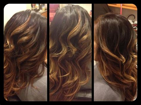 ombre highlights and lowlights for brown hair healthy hair is beautiful hair dark brown hair color