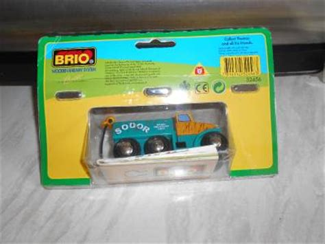 ebay brio genuine brio butch thomas the tank engine train wooden