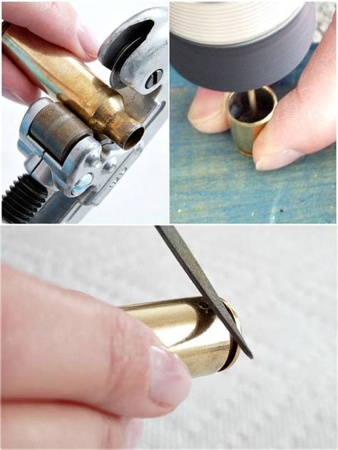 how to make jewelry out of bullet casings fascinating jewelry craft diy bullet necklace 183 410