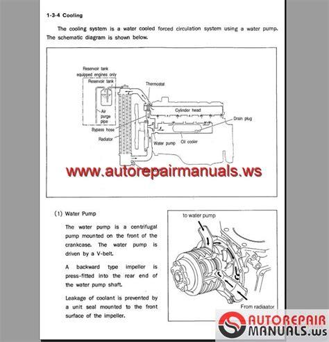 car service manuals pdf 1993 hyundai scoupe interior lighting hyundai diesel engine d4a d4d d6a d6b workshop manual auto repair manual forum heavy