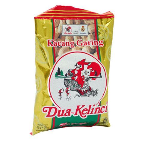 Dua Kelinci Kacang Garing 200gr dua kelinci kacang garing 100 gram 3 52 oz dk roasted
