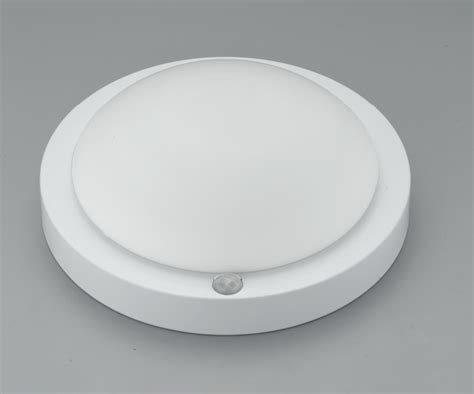 Ceiling Light With Pir 12w Pir Sensor Led Ceiling Light