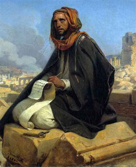 The Prophets list of synonyms and antonyms of the word prophet jeremiah