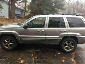 find used jeep grand limited 4x4 with tow package