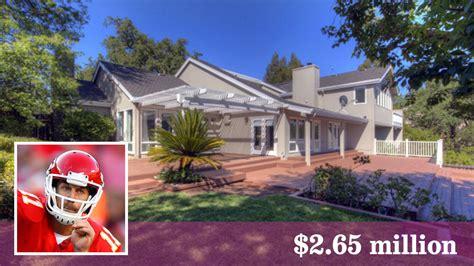Alex Smith House by Ex 49ers Qb Alex Smith Parts Ways With Los Gatos Home La