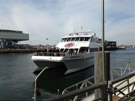 provincetown shuttle boat 8 best provincetown fast ferries provincetown iii
