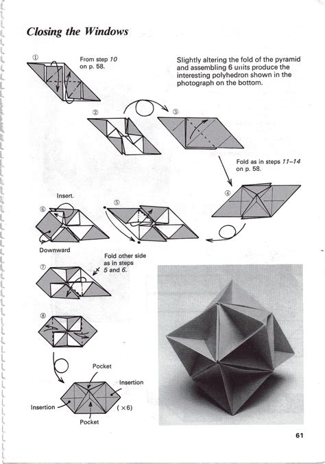 Origami Introduction - origami via andy introduction to