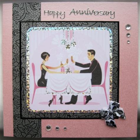 handmade cards for anniversary weneedfun