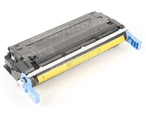 Serbuk Toner Hp 4600 Yellow hp color laserjet 4600 image transfer belt quikship toner