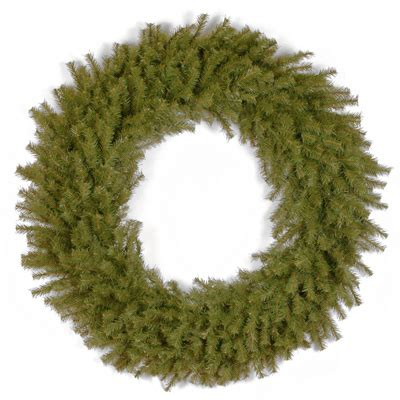 national tree 48 inch artificial norwood fir wreath nf7 10 48w