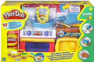 Play Doh Kitchen Set New Play Doh Meal Makin Kitchen Cooker Oven Toaster 20