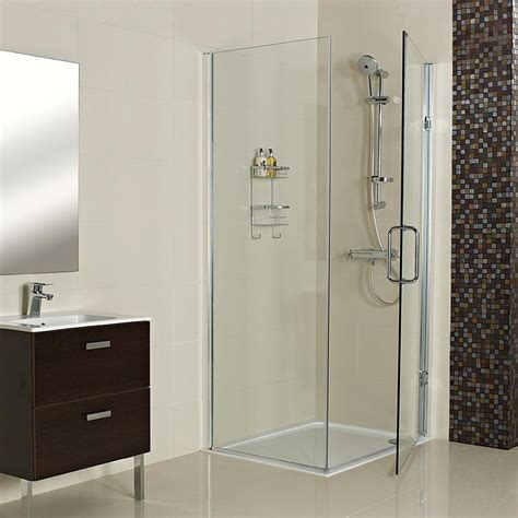 Hinged Shower Doors Hinged Shower Doors And Folding Shower Door Enclosures Showers