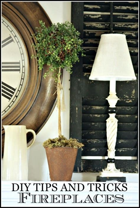 home decor tips and tricks tips and tricks mantels what ive leaned from many