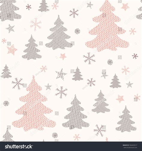 seasonal pattern en espanol beautiful seasonal pattern with christmas trees stars and