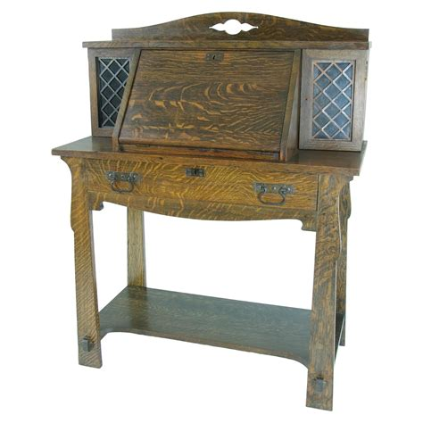 antique mission oak desk for sale antique mission desk antique furniture