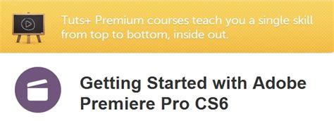 getting started with adobe premiere pro cs6 adrian video دانلود فیلم آموزشی نرم افزار ادوب پریمیر