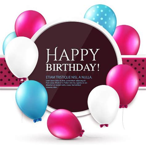 template photoshop happy birthday 40 free birthday card templates template lab