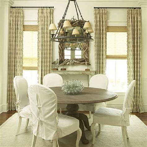 How To Cover A Dining Room Chair Slipcover For Dining Room Chairs Stylish Look Homesfeed