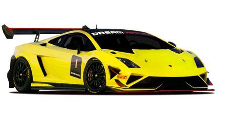 Lamborghini Races Racing At Las Vegas Motor Speedway Drive On A Race