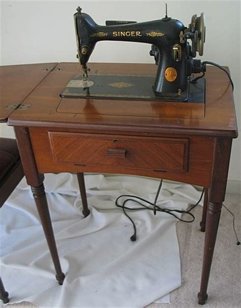 sewing machine cabinet singer line 223 antique singer sewing machine this was my mother