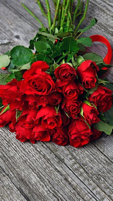 romantic red roses flowers wallpaper red flower