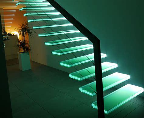 treppen aus glas exklusive glastreppen bei treppen de ihre treppe aus glas