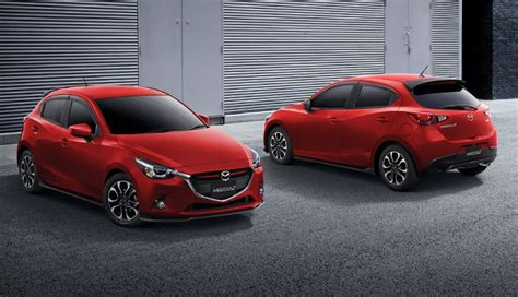 Spion Mazda 2 New 2016 ข อม ล ราคา ตารางผ อน new mazda 2 มาสด า 2 2016 2017