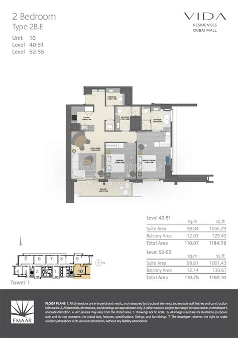 dubai mall floor plan floor plans vida residences dubai mall downtown dubai