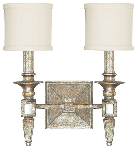 Gold Bathroom Sconces Capital Lighting 8482sg 535 Palazzo 2 Light Wall Sconce