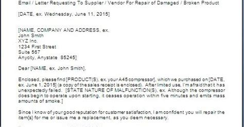 every bit of life replacement request letter sle format
