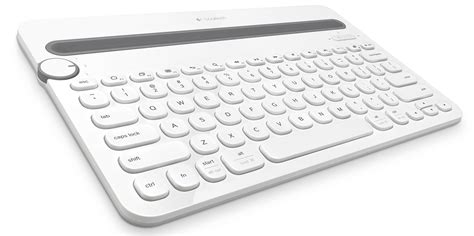 Keyboard Wireless Bluetooth Multi Device K480 Logitech Original logitech k480 multi device bluetooth keyboard refurb 20