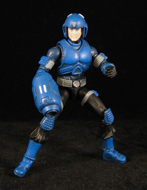 Grendel Solid custom solid snake grendel prime and megaman