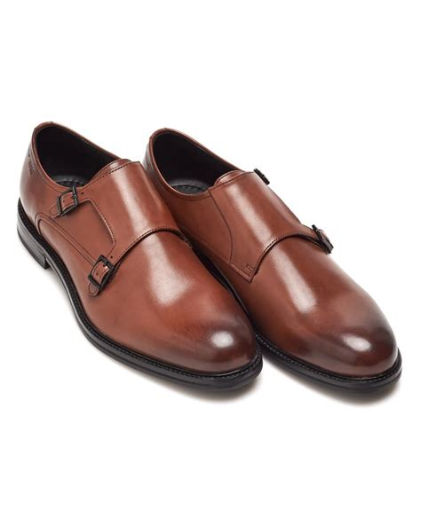 light brown monk shoes hugo mens neoclass monk shoes brown monk shoe