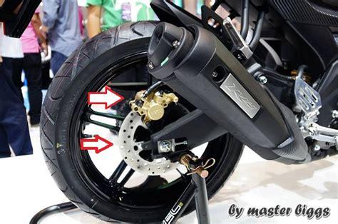 apakah disck brake yzf r15 bisa pnp dengan vixion jawabnya tidak aripitstop