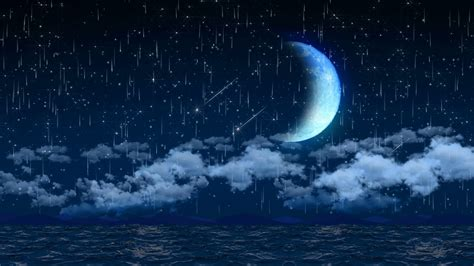 moon and stars light animated moon and stars www pixshark com images