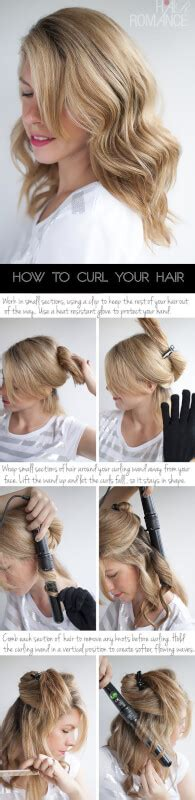 different ways to use the wand 4 different ways to use a curling wand for perfect curls
