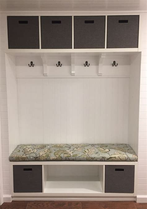 ikea mudroom bench the 25 best kallax hack ideas on pinterest ikea kallax