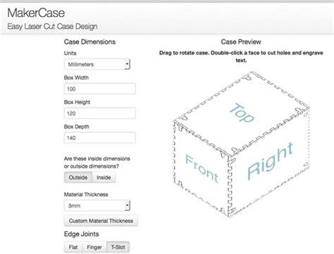 Wedding Box Maker rasterweb boxmaker